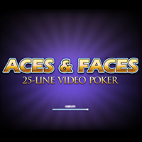 Aces & Faces (25-Line)