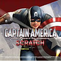 Raspadinha Capitão América