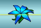 Flôr Azul