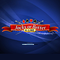Jacks or Better (4-Line)