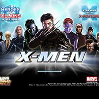 X-Men - 50 Lines