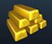 barras ouro