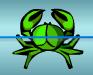 Caranguejo Verde