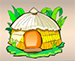Cabana Amarela