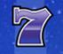 sete azul