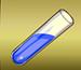 Tubo de Ensaio Azul