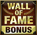 Wall of Fame Bonus