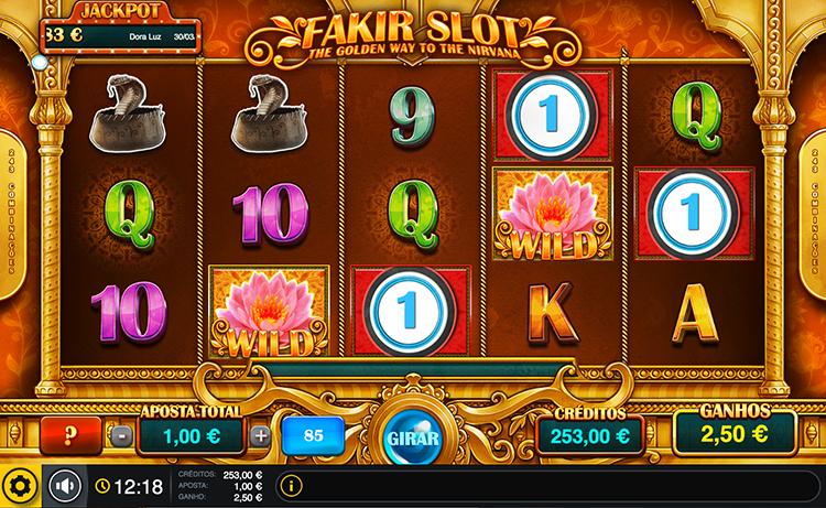 fakir casino